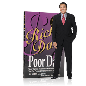 "The Most Important Thing I Have Learned  –  Interview with ""Rich Dad Poor Dad"" Author Robert Kiyosaki"