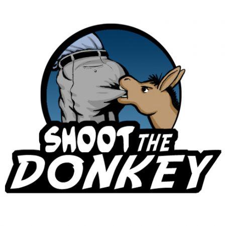donkey-biting