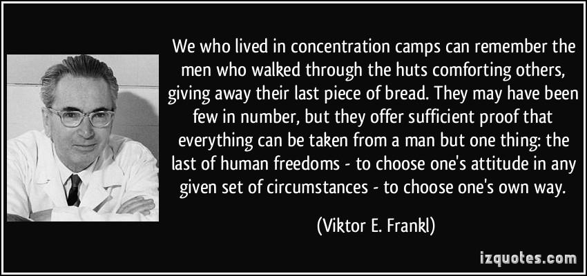 Viktor Frankl Hint from Heaven